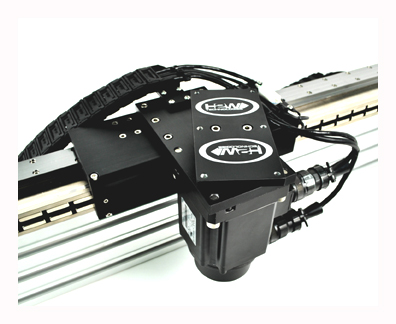 Motion Control - Two Axis X-Positioning System